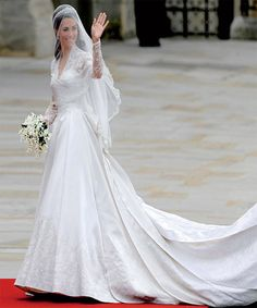 NEW Wedding Style Dress-For 2015