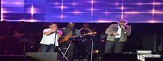 Juan Luis Guerra y Alejandro Sanz: derroche de talento en Hard Rock Hotel