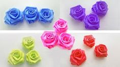 How to make rolled paper roses out of typing paper or notebook paper paper craft make small roses with paper strips ep show your crafts and diy projects mightylinksfo