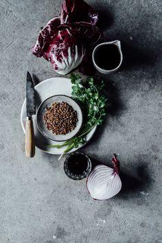 Roasted Pumpkin and Barley Salad | TENDING the TABLE