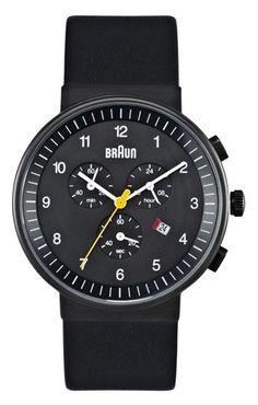 Braun Men's Chronograph