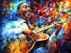 George Benson     #art #benson #art #music #guitar