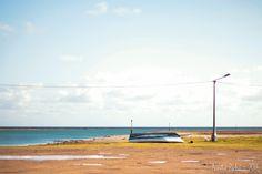 Barque à Port Mathurin   sauts-de-puce.fr   #barque #Rodrigues #mer #océan #voyage