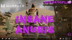:D #WARFACE   INSANE ANUBIS 1ST TIME & CLEARED!!! - RaRaRax#R3KTgaming