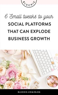 These easy-to-implement tweaks to your social platforms can explode business growth and get you more customers, with minimal effort on your part. Click to read more and get the free checklist!
