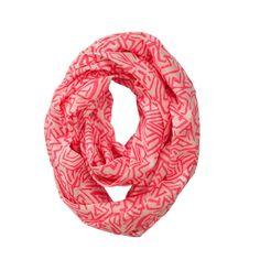 Loop Schal Neon Pink