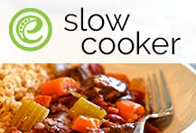 Can't get enough of your slow cooker? Get seven new recipes a week sent straight to your inbox or smartphone, using your favorite crock pot, to help make your busy week even easier! #slowcooker #recipes #crockpot #mealplanning #emeals