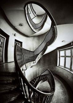 M. C. Escher's house?