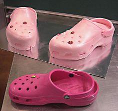 crocs cake dubai
