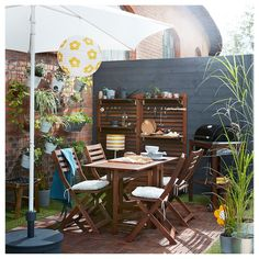 25 Perfect Examples Of Stylish Outdoor Kitchen Ikea that are Full Of Décor Inspiration. Make An Awesome Outdoor Kitchen Terrazas Chill Out, Led Solar, Outdoor Wood Furniture, Antique Furniture, Modern Furniture, Furniture Ideas, Furniture Design, Log Furniture, Patio Ideas