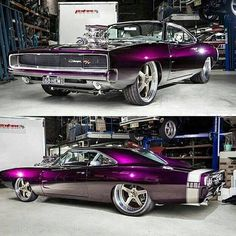 Nasty and beautiful Charger