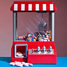 Candy Grabber Game Machine