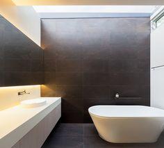 Marston Architects N House Bathroom Skylight