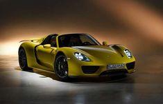 918 Spyder - Porsche