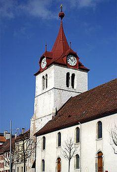 El sitio La Chaux-de-Fonds/Le Locle - Urbanismo de la industria relojera