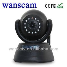 Wanscam(JW0003)-32G SD Card Wireless Security Indoor Camera Wifi Mini Ethernet IP Camera