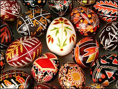 The Art of Pysanky - TheStreet