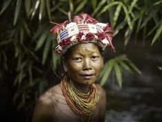 The Mentawai Islands are a chain of about seventy islands and islets off the western coast of Sumatra in Indonesia. The people live a semi-nomadic hunter-gatherer lifestyle in the coastal and rainforest environments of the islands | © Joey Lawrence