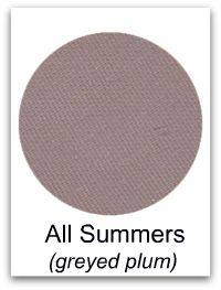 All summers-greyed plum