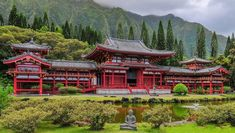 1. Byodo-In Temple Places To Travel, Travel Destinations, Places To Visit, Bergen, Hawaiian Islands, Road Trippin, Travel Goals, Hawaii Travel, Oahu