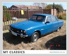 Classic Car For Sale: 1974 Rover 3500 v8 series 2 (p6b) ($5200)