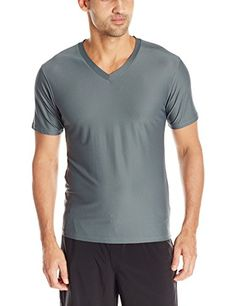 ExOfficio Men's Give-n-Go V Underwear Tee, Charcoal, Medium -- Find out more about the great product at the image link.