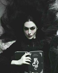 """Ophelia wears black"""