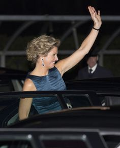 Queen Maxima Photos - Winter Olympic Games Opening Ceremony - Zimbio