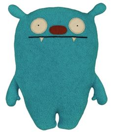 Ugly Doll i think this is one i have. gee im confused.