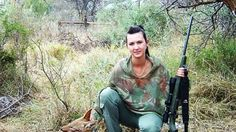 Remove 'Merelize Huntress in South Africa' from Facebook!  sign and share widely