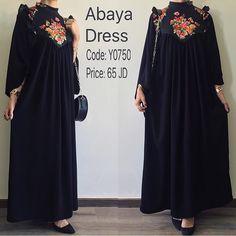 Sold out!  فستان بقصة عباية بإضافات مميزة عملية و انيقة من تصميم غادة عثمان.. Available Sizes: S, M & L  الطلب و الاستفسار- وتساب: 00962787911119 00962795756560  #ghadashop #turban #turbans #accessories @ghadaaccessories #instahijab #hijab #fashion #hijabfashion #jeans #instafashion #casual #stylish #veildgirls #ladies #dress #skirt #shirt  #pearl #modesty #abaya #cardigan #skirt #classy #vintage  #designs #newcollection