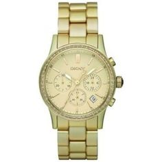 DKNY Chronograph Aluminum Champagne Dial Women's watch #NY8322 DKNY. $149.99. 42mm Case Diameter. 50 Meters / 165 Feet / 5 ATM Water Resistant. Quartz Movement. Mineral Crystal