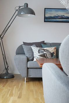 ikea hektar floor lamp | Livingroom | Pinterest | Floor lamp, Living ...