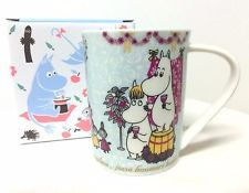 rare! Moomin years mug Made in Japan 2014 New unused