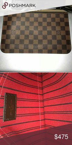Louis Vuitton Clutch Like new. Authentic . Louis Vuitton Bags Clutches & Wristlets