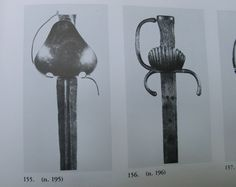 Ethnographic Arms & Armour - SCHIAVONA SWORD VARIATIONS.
