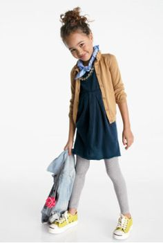 Like this general look...cute,comfy, practical but still works on the playground