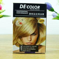 2016 Hotselling Hot Oil Hair Dye Color Permanent Super Dye Hair Cream Dye Nontoxic Custom Color For DIY  Hair Style