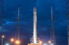 En pocos minutos podrán ver el despegue del Falcon 9 de SpaceX desde nuestro blog!