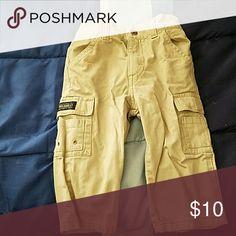 Boys Wrangler cargo pants size 18m Boys cargo pants Wrangler Bottoms Casual