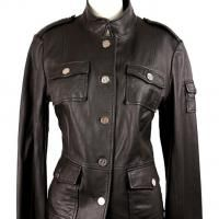 Tory Burch Leather jacket $275