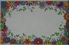 flower cornice a giorno