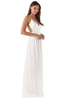 Best Beach Wedding Dresses, shorter for reception