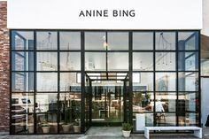 ANINE BING STORE L.A