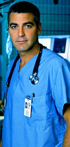 George Clooney-Oh how I wished my kids had Dr. Ross as their pediatrician! We would have never missed a visit!