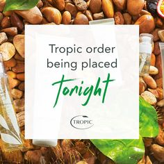 Order being placed tonight.    If you would like to add to this please send me your order details via fb or Te;/Txt 07846 504675 no later than 7pm.  Alternatively for direct UK Deliveries you can purchase from my on line shop www.tropicskincare.co.uk/shop/Paulajaynehulatt