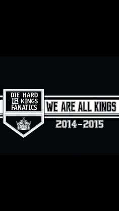 LA KINGS 2014 Stanley Cup Championship Roster