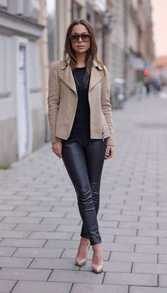 amordeimagenes:  Lo mejor del mundo de la moda, Vestidos, Zapatos, outfits Casualesy moda de temporada.   No está mal para vestir a diario en la temporada actual ¡me gusta |