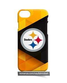 Pittsburgh Steelers iPhone 5 5s 5c 6 6s 7 + Plus 8 Case Cover - Cases, Covers & Skins