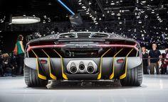 Lamborghini show The Centenario to the US. Read on SSAmotors.com